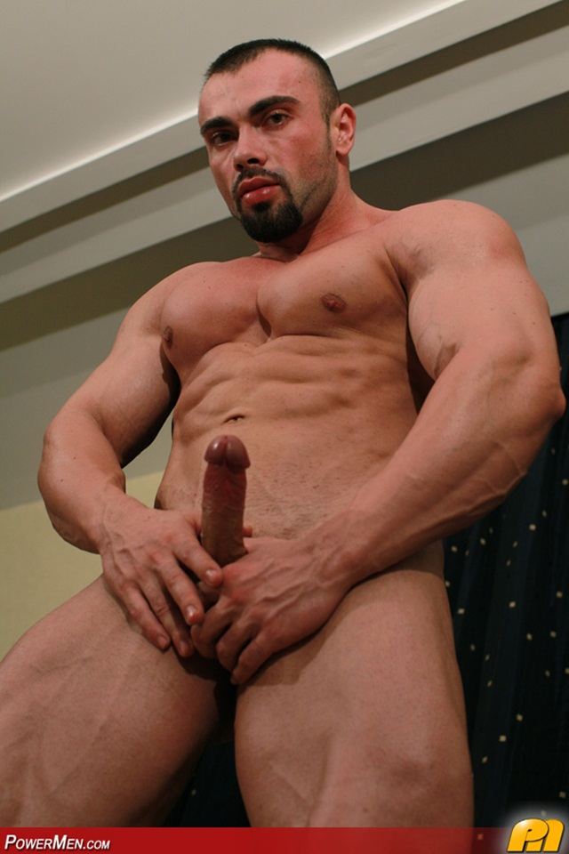 ... Bodybuilders Jerking and Shooting their Loads Stream Gay Porno Movies 04