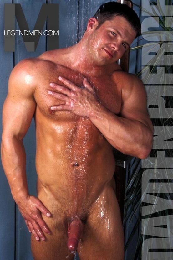 Men Hot Naked Muscle Hunks Dayden Pierce Ripped Bodybuilder